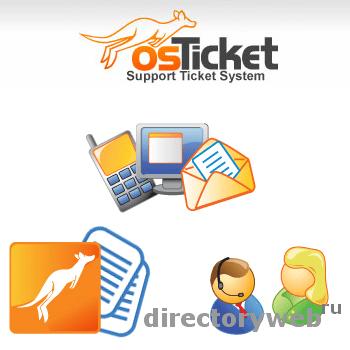 Скачать скрипт службы поддержки osTicket 1.8.0.2 Rus