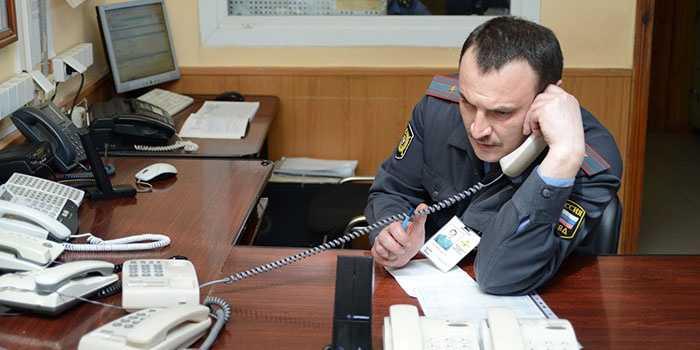Как позвонить в полицию со стационарного телефона