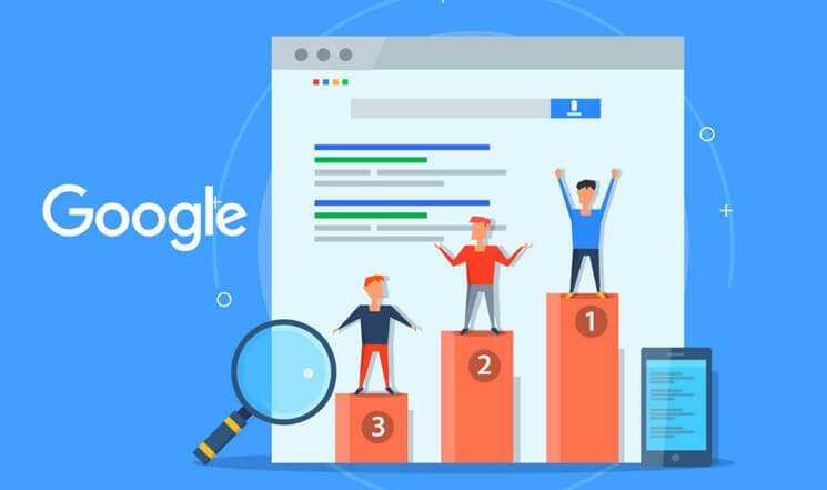 Сообщить о новом сайте гугл